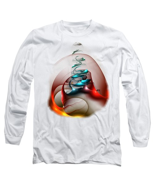 Up In The Air  Long Sleeve T-Shirt