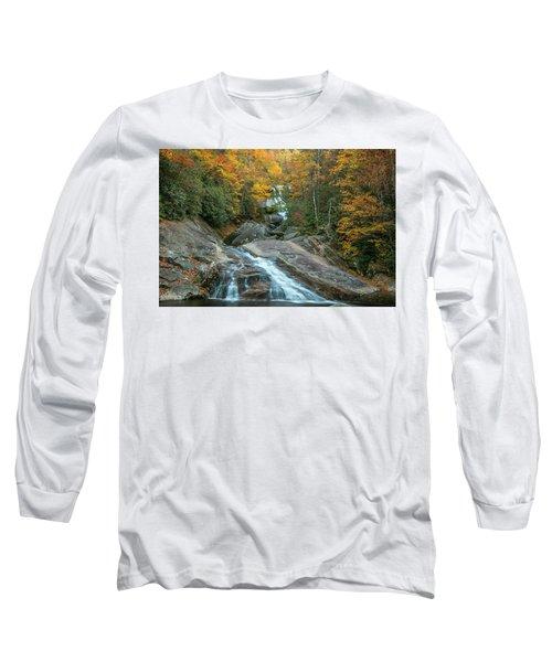 Upper Creek Autumn Paradise Long Sleeve T-Shirt