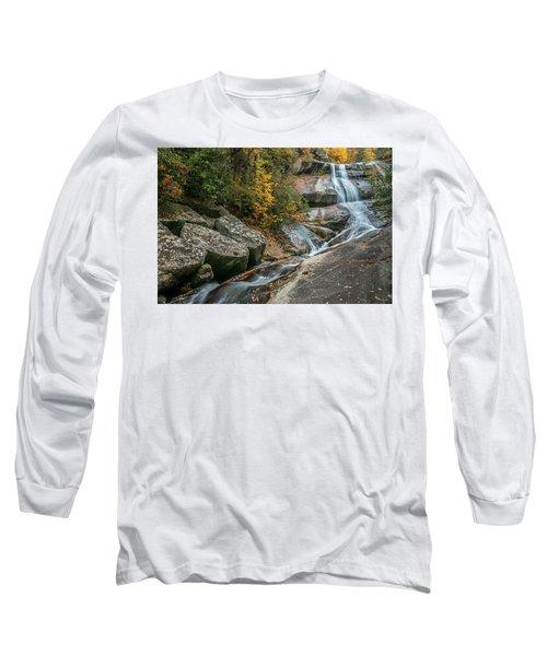 Upper Creek Falls Long Sleeve T-Shirt