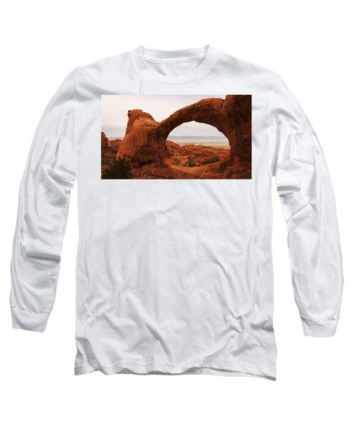 Upper Double O Long Sleeve T-Shirt