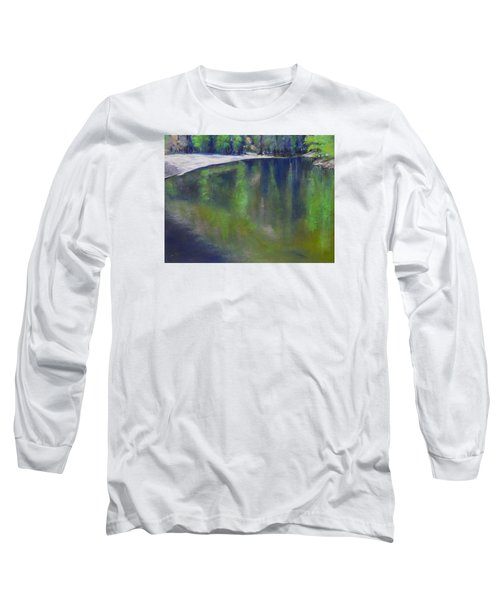 Upriver View Long Sleeve T-Shirt