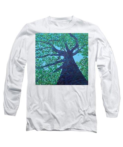 Upward Treejectory Long Sleeve T-Shirt