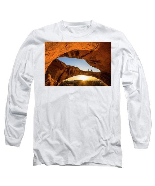 Uranium Long Sleeve T-Shirt