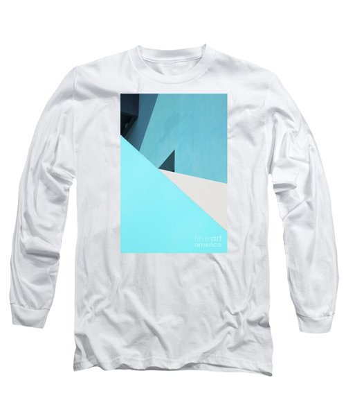 Urban Abstract 3 Long Sleeve T-Shirt by Elena Nosyreva