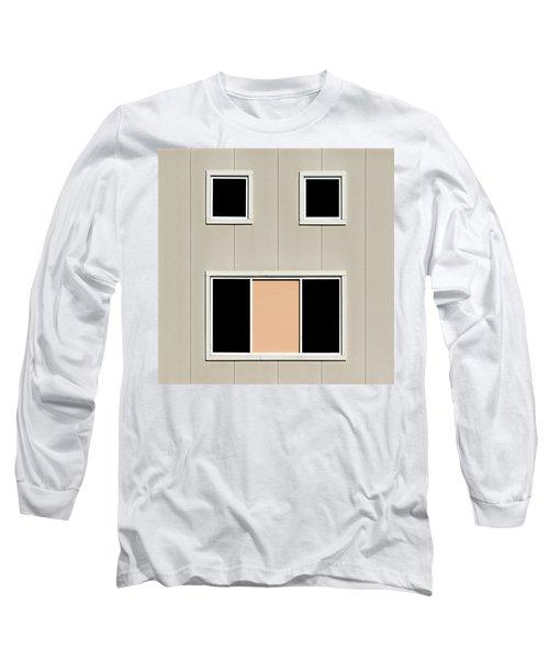 Urban Face Long Sleeve T-Shirt