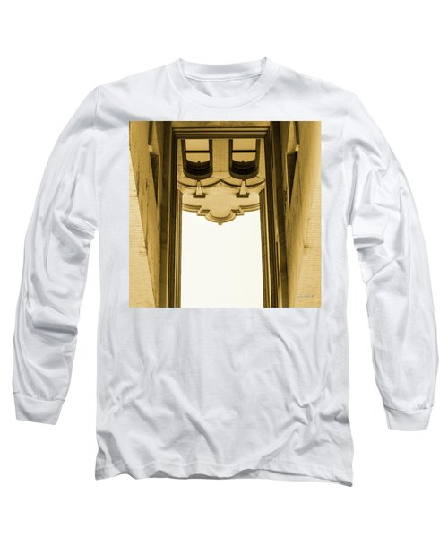 Urban Portals - Architectural Abstracts Long Sleeve T-Shirt