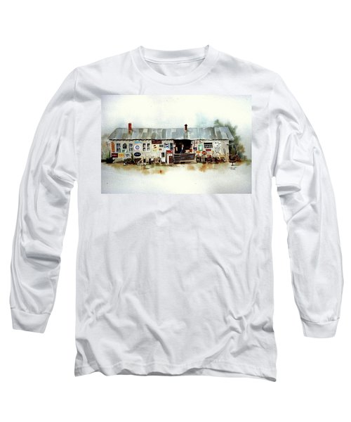 Used Furniture Long Sleeve T-Shirt