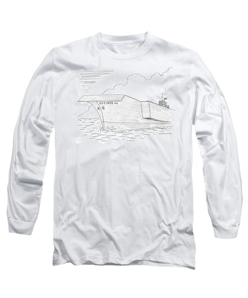U.s.s. Deja Vu Long Sleeve T-Shirt