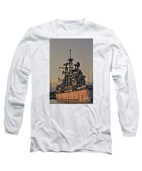 U.s.s Little Rock Long Sleeve T-Shirt