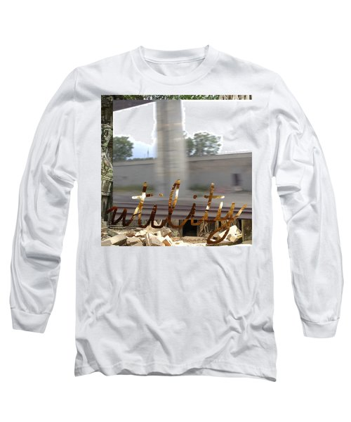 Utility Long Sleeve T-Shirt