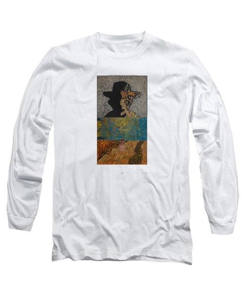 V Ogh 11 Long Sleeve T-Shirt by Stan  Magnan