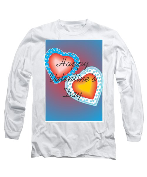 Valentine Lace Long Sleeve T-Shirt