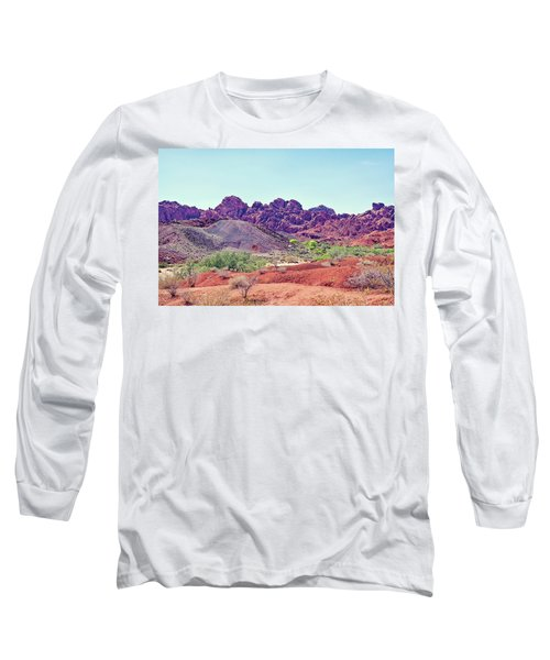 Valley Of Fire State Park, Nevada Long Sleeve T-Shirt