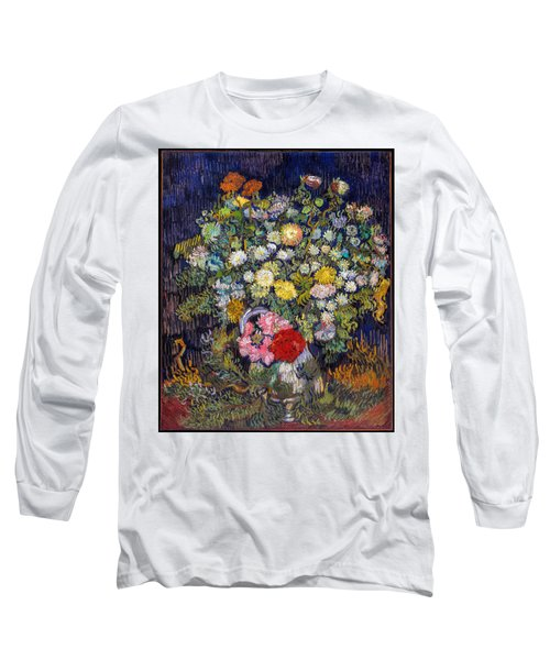 van Gogh's Vase          Long Sleeve T-Shirt