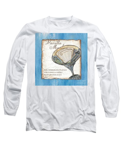 Vanilla Martini Long Sleeve T-Shirt