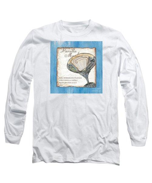 Vanilla Martini Long Sleeve T-Shirt