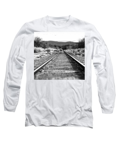 Vanishing Point Long Sleeve T-Shirt