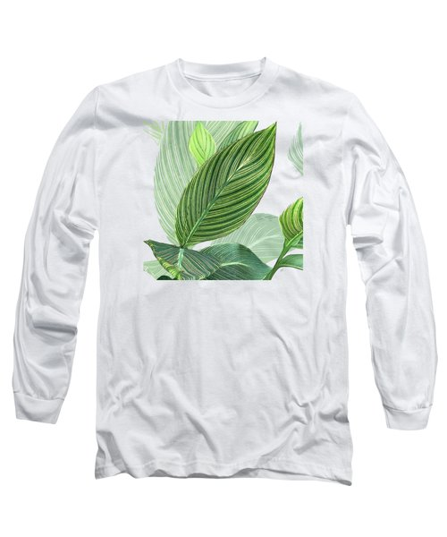 Variegated Long Sleeve T-Shirt
