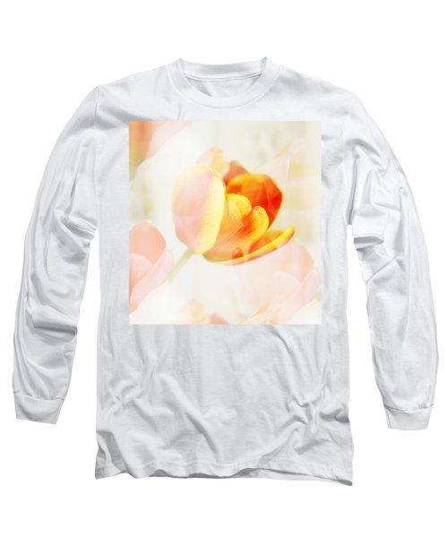 Veiled Tulip Long Sleeve T-Shirt