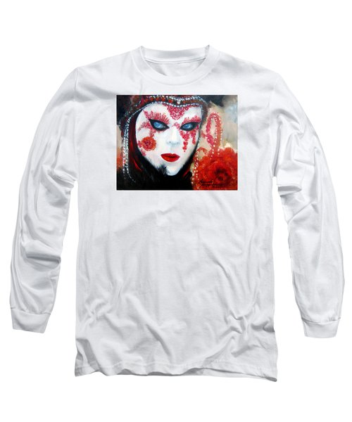 Venetian Tigress Long Sleeve T-Shirt