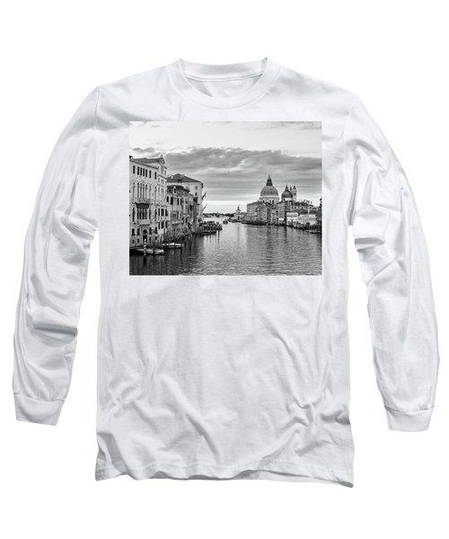 Venice Morning Long Sleeve T-Shirt