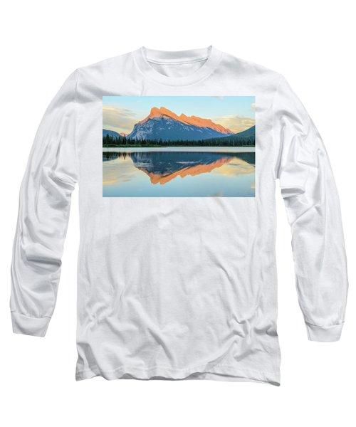 Vermillion Lakes Long Sleeve T-Shirt