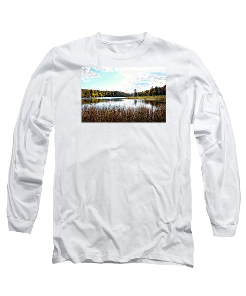Vermont Scenery Long Sleeve T-Shirt