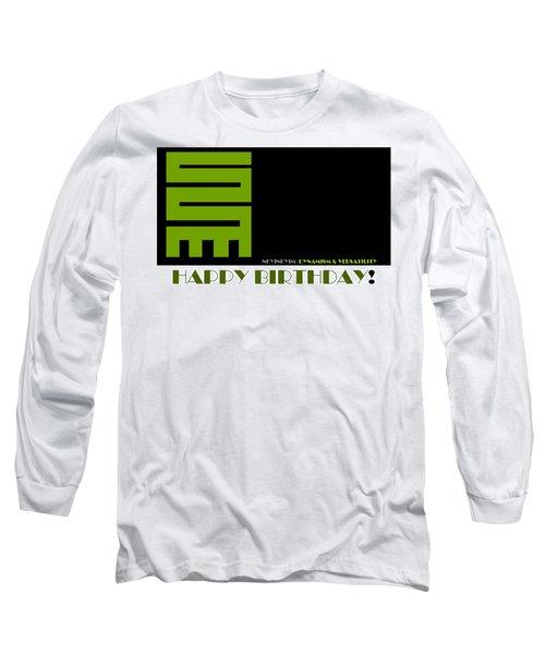 Versatility Long Sleeve T-Shirt