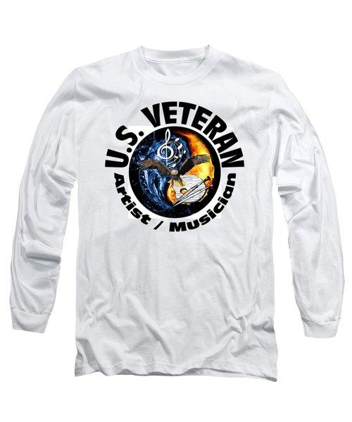 Veteran Artist And Musician Long Sleeve T-Shirt