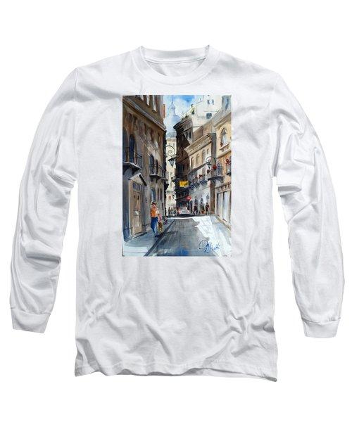 via Giardinetti  Long Sleeve T-Shirt