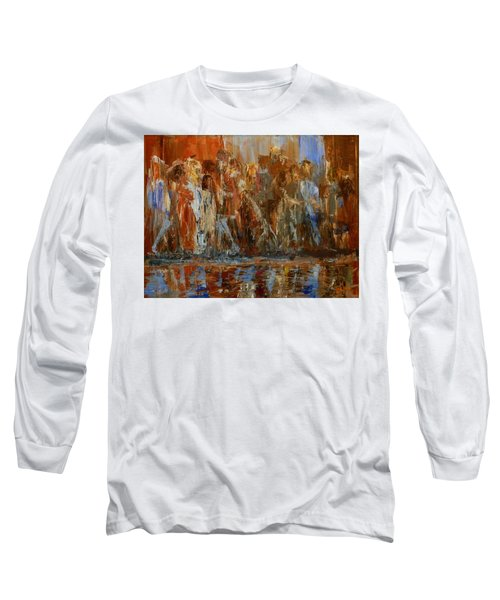 Vibrations Long Sleeve T-Shirt