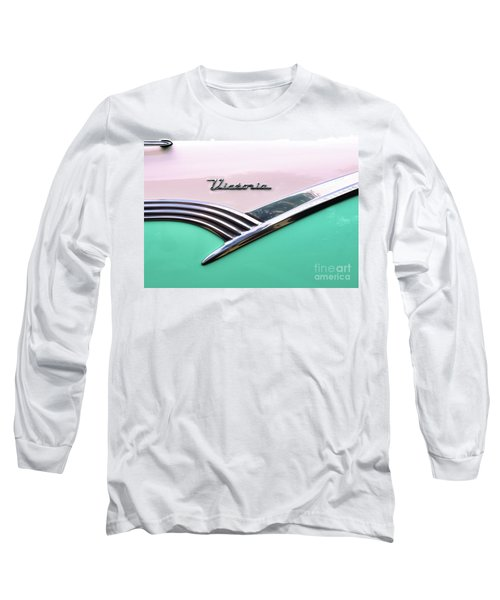 Victoria - 1956 Ford Long Sleeve T-Shirt