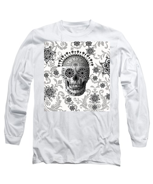 Victorian Bones Long Sleeve T-Shirt