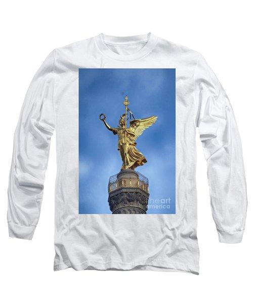Victory Column Berlin Long Sleeve T-Shirt