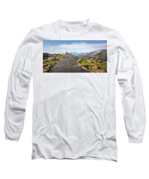 View At The Top Long Sleeve T-Shirt