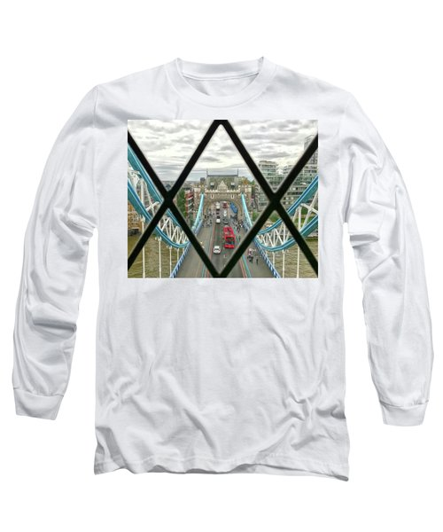 View From A Bridge Long Sleeve T-Shirt