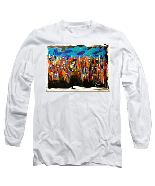 View From Here Long Sleeve T-Shirt