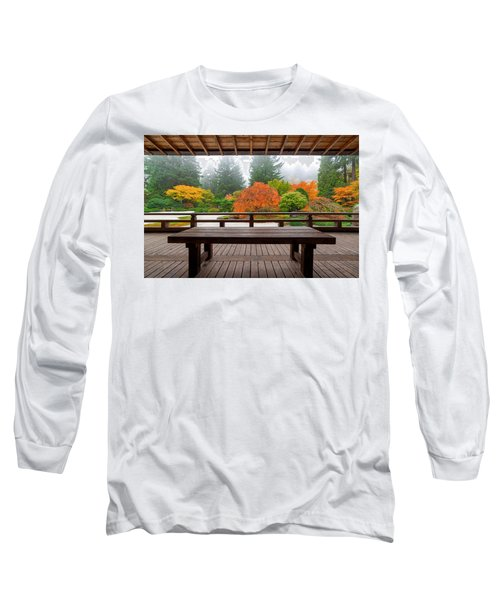 View From The Pavilion Long Sleeve T-Shirt