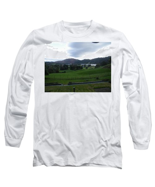 View Of The Lakes Long Sleeve T-Shirt