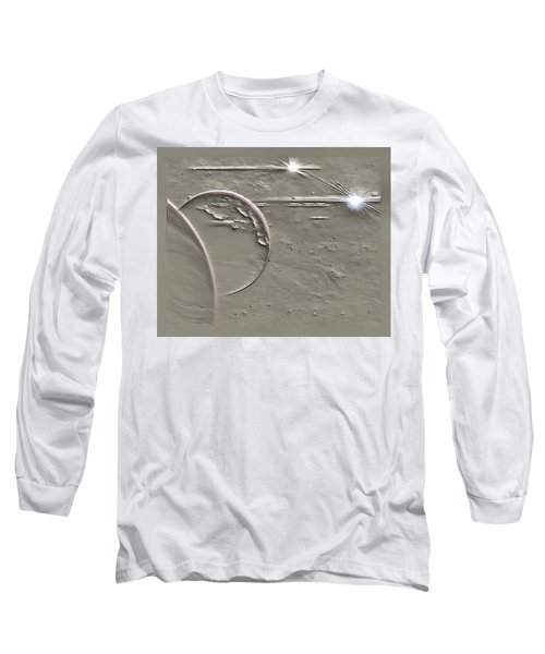 View To A Gray Universe Long Sleeve T-Shirt