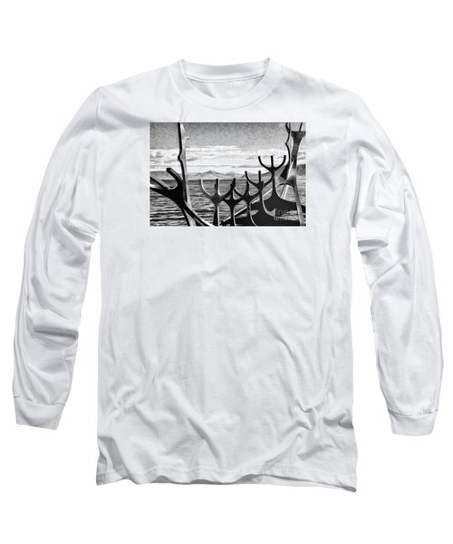 Viking Tribute Long Sleeve T-Shirt