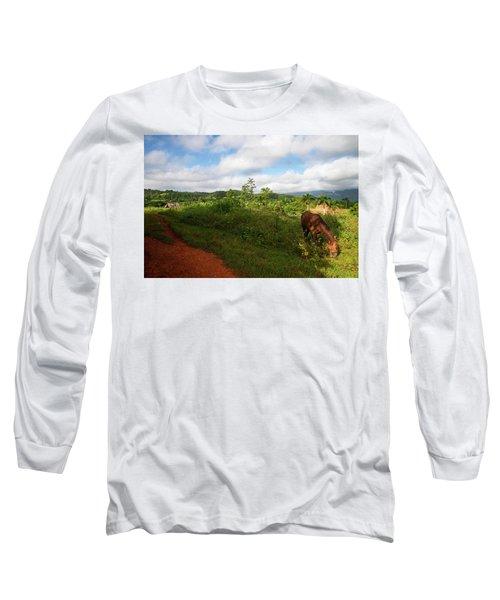 Vinales Valley II Long Sleeve T-Shirt