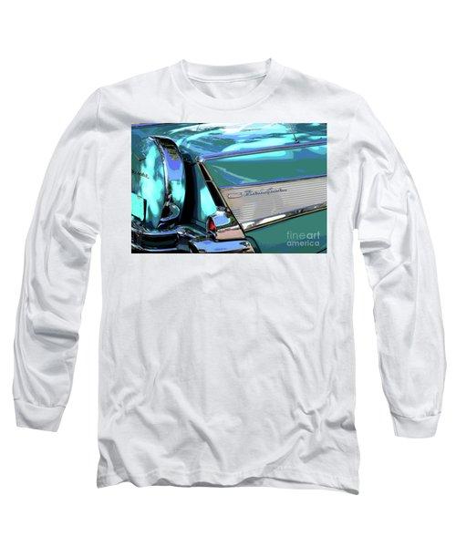 Vintage Chevrolet Belair Long Sleeve T-Shirt