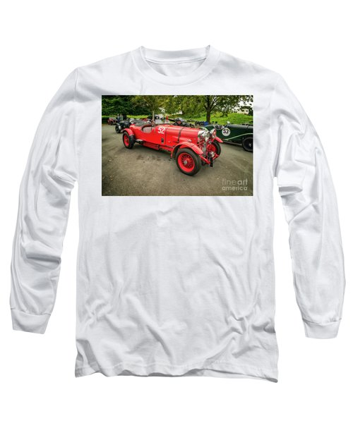 Long Sleeve T-Shirt featuring the photograph Vintage Motors by Adrian Evans