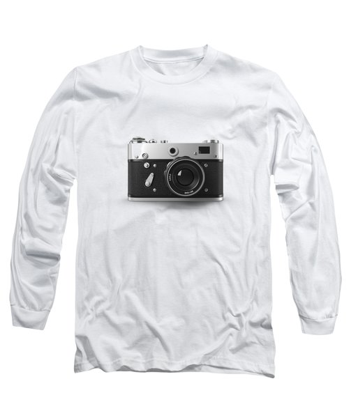 Vintage Rangefinder Camera Tee Long Sleeve T-Shirt