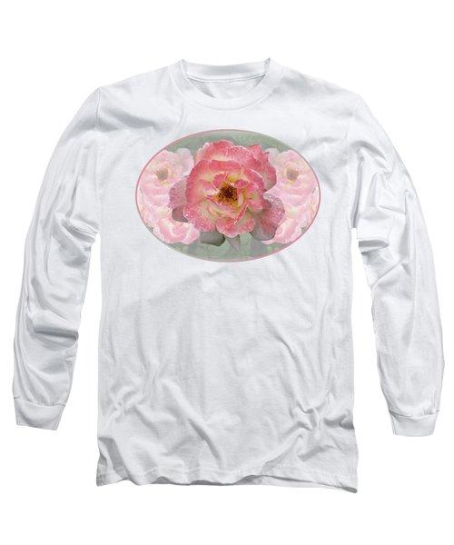 Vintage Rose Long Sleeve T-Shirt