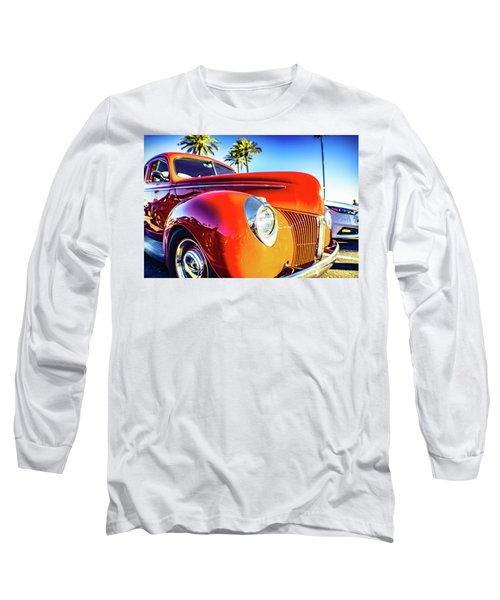 Vintage Vibrance Long Sleeve T-Shirt