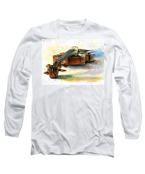 Violin 2 Long Sleeve T-Shirt