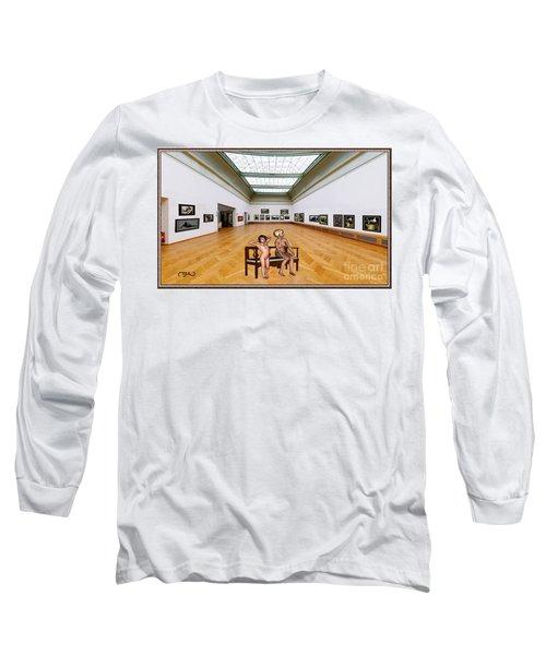 Virtual Exhibition - 32 Long Sleeve T-Shirt