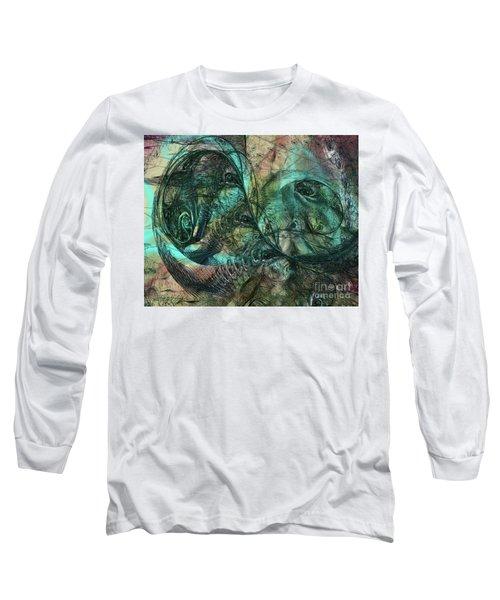 Virulent Germination Long Sleeve T-Shirt